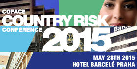 Country Risk Conference 2015, hotel Barceló Prague